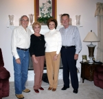 Thanksgiving 2006 with Sten & Teresa