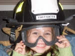 Firefighter Emily Dean Scroggins