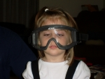 Firefighter Anna Grace Scroggins