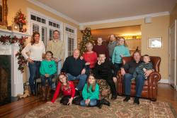 Christmas with family 2014